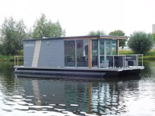 Havenlodge Melite Houseboat