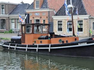 Werf Dordrecht Havensleepboot Sleepboot