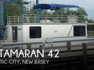 Catamaran 42 Vagabond