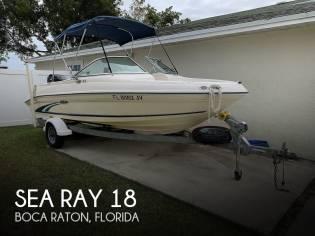 Sea Ray 180 BR