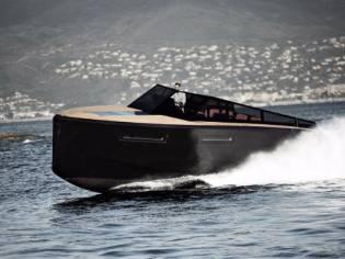 Evo Yachts 43 Black