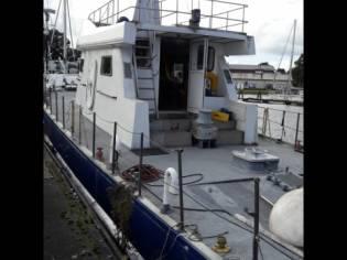 Patrouille Ex-patrouille schip Duitse Marine