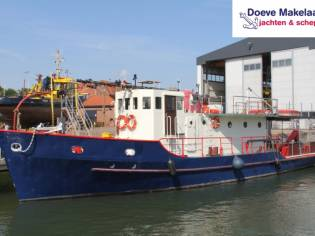 ex Navy Diving vessel 23.28 with TRIWV