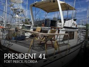 President 41 Double Cabin