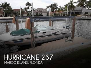 Hurricane SunDeck 237