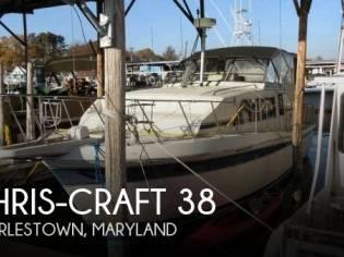 Chris-Craft Catalina 38