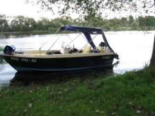 führerscheinfreies Consolenboot MM 420 Family (TB)