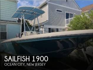 Sailfish 1900 Bay Boat