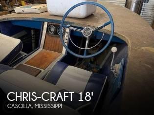 Chris-Craft Cavalier 18
