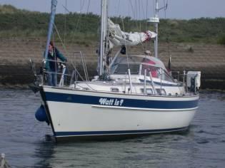 Hallberg Rassy 36 Mk I