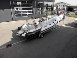 Cayman 19 Sport/BF100 Package mit Honda BF100