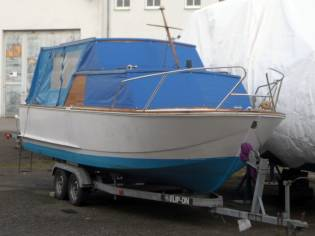 Eigenbau Kajütboot