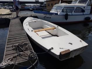 Andere Xylon, umgebaut zum Ruderboot