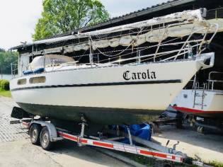 Nautik Plast Segelboot Hai 750