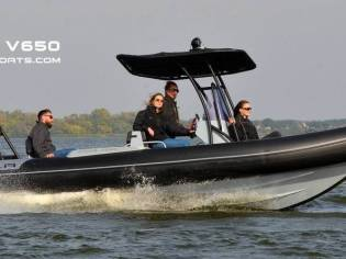 Gala Boats V650 Fishing