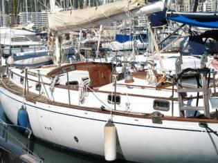 Custom Formosa Boat 46 Cutter