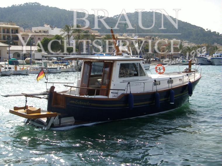 Menorquin Yacht C120