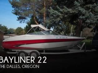Bayliner 2250 Capri SS