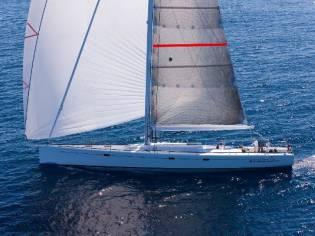 McConaghy Custom 80 ft Yacht