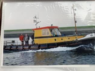 Sliedrecht Motor Sleepboot Nelly 13.56