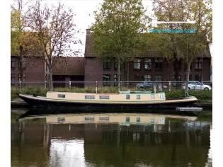 De Vries/ Alphen aan de Rijn Motorpakketschuit 63