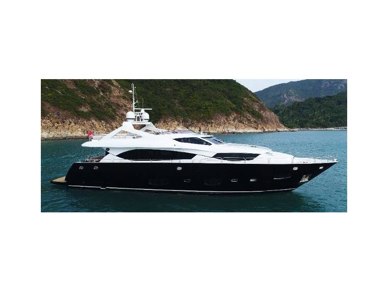 30 Metre Yacht