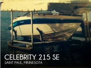Celebrity 215 SE