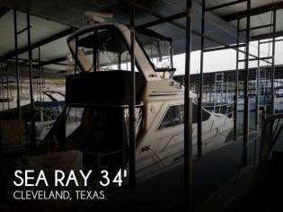 Sea Ray 340 Sedan Bridge