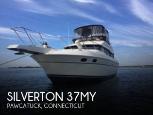 Silverton 37MY