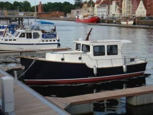 North Aegean Trawler 30