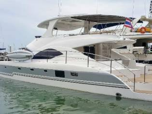 Custom Power Catamaran