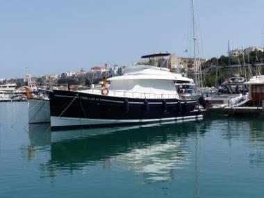 Sasga Yachts 54 Fly