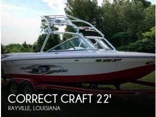 Correct Craft 220 Super Air Nautique