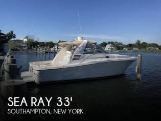 Sea Ray 330 Amberjack