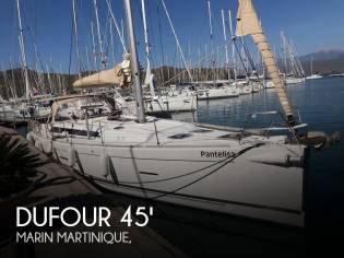 Dufour 450 Grande Large