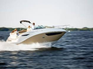 Sea Ray 265 DA Sundancer NEW