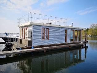 Andere autarkes Peene Hausboot (Video)(TB)