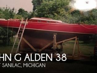 John G Alden 38 US ONE-DESIGN