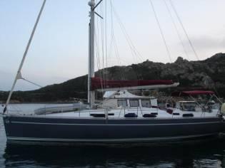 Custom Boat Industry System Harmony 47