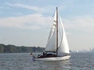 Custom Danzica Yacht Ametyst Cutter
