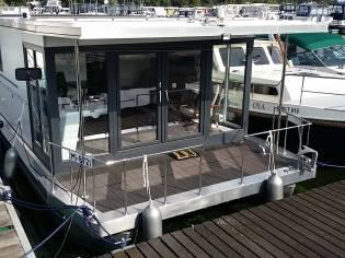 Andere neuw. Hausboot SAMOA, auf Wunsch