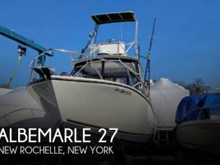 Albemarle 27