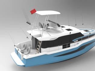 PUCCINI 40ft Fishing Boat