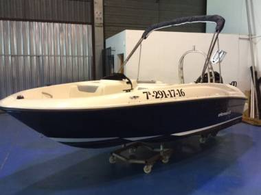 BAYLINER ELEMENT 160 SPORT