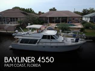 Bayliner 4550 Pilothouse
