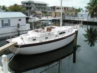 37 foot Irwin Sailboat