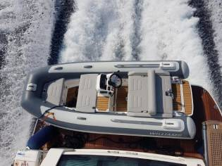 Williams Jet Tenders 395 sport jet