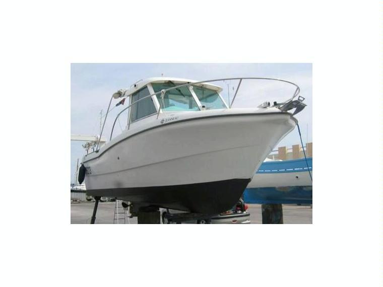 Jeanneau Merry Fisher 635 In La Palma Motorboote