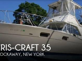 Chris-Craft 35 Commander