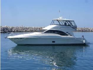 Sea Ray 585 Sedan Bridge